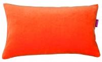 "Kissenhülle ""FARBENFREUNDE"" 40x60 cm soft orange"