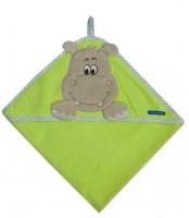 Kapuzentuch HIPPO grün