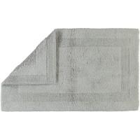 Cawö Wende-Badeteppich silber
